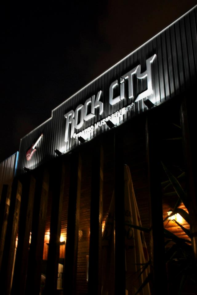 Sala Rock City (por Reaktiu)